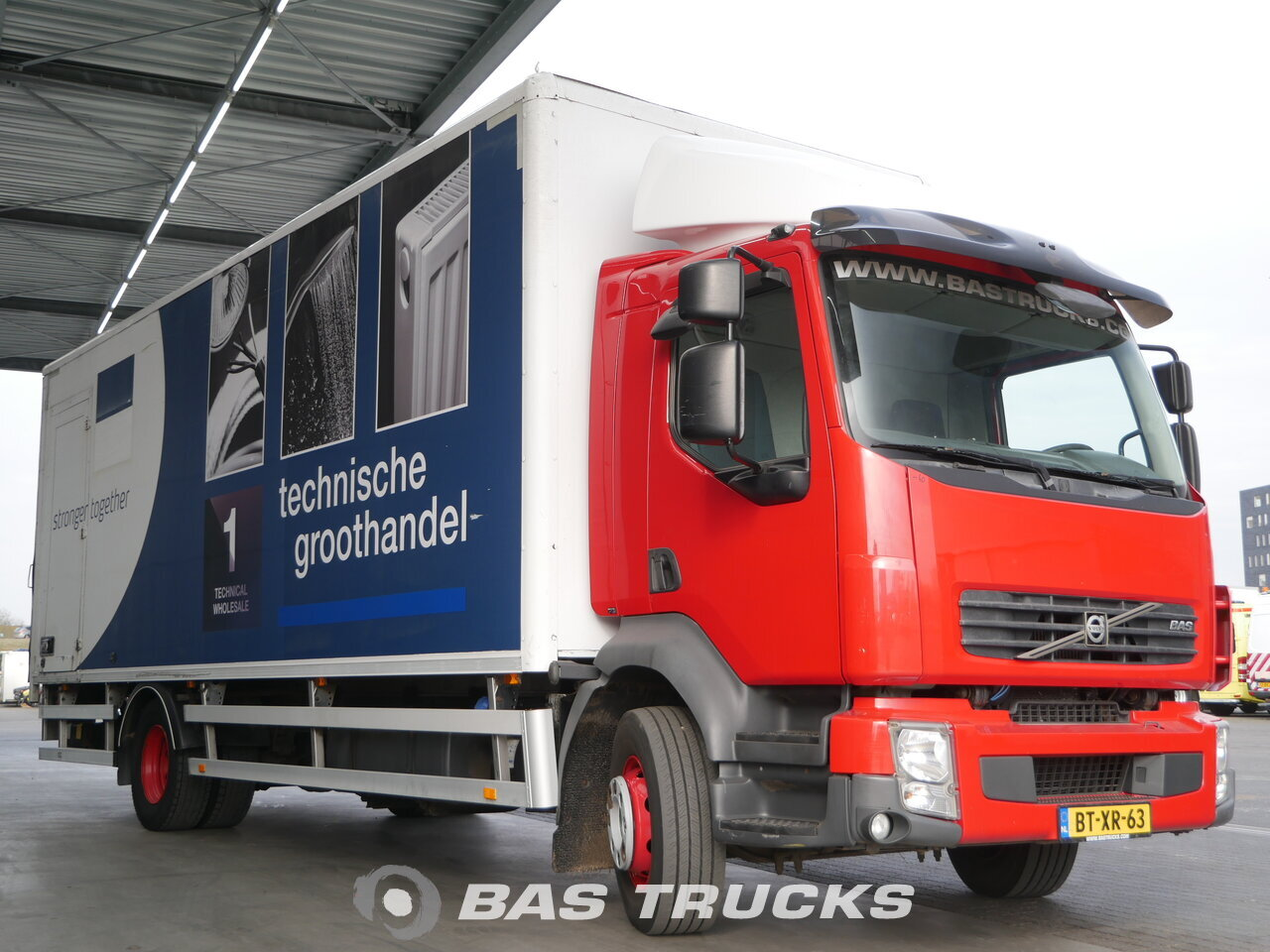 photo of Used Truck Volvo FL 280 4X2 2008