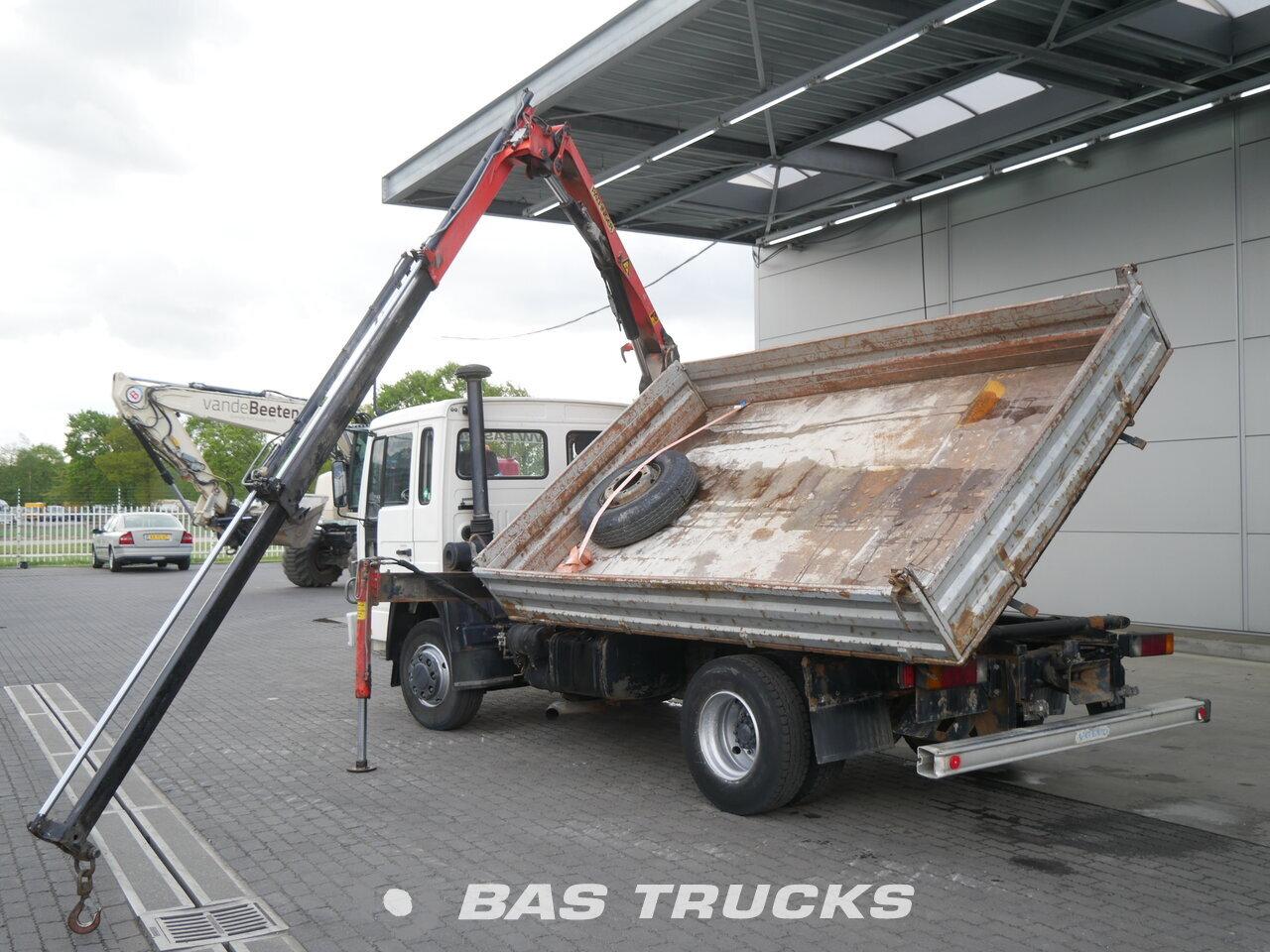 photo of Used Truck Volvo FL6 170 4X2 1993