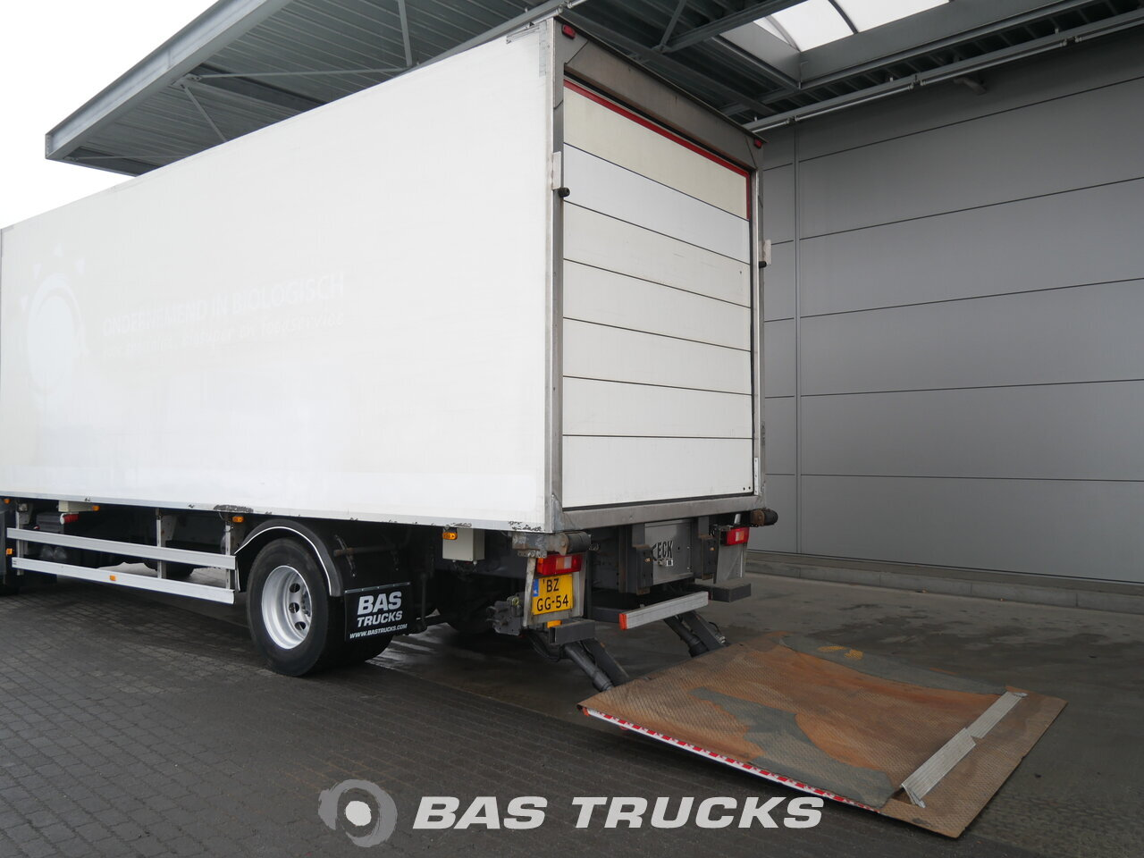 photo of Used Truck Volvo FM 300 4X2 2011