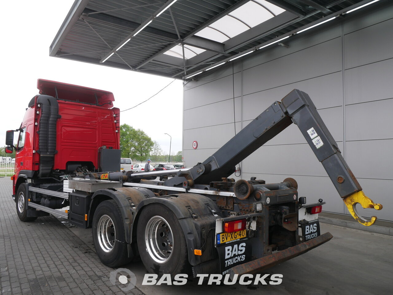 photo of Used Truck Volvo FM 480 6X2 2009
