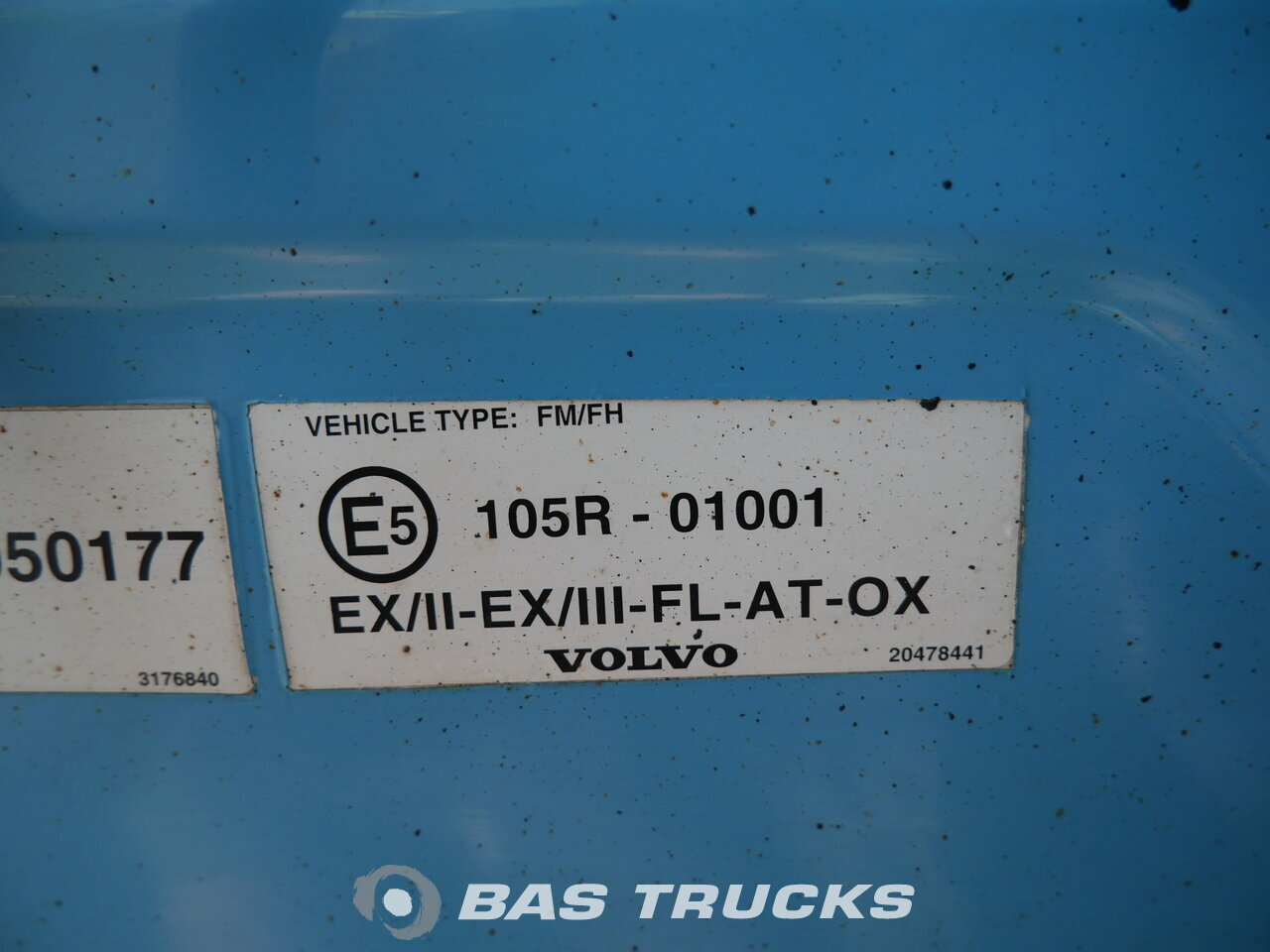 photo of Used Truck Volvo FM12 380 4X2 2003