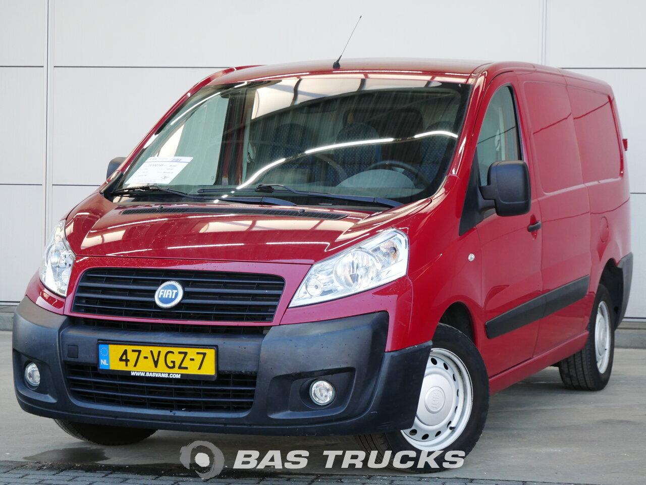 Góra Fiat Scudo Samochód dostawczy Euro 5 €3900 - BAS Trucks ER34