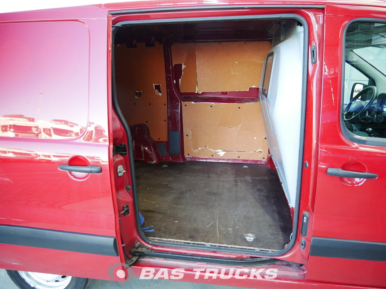 Oryginał Fiat Scudo Samochód dostawczy Euro 5 €3900 - BAS Trucks HD66