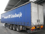 photo of Used Semi-trailer Groenewegen LBW Hartholz-Boden Palettenkasten DRO-14-27 Axels 2003