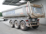 photo of Used Semi-trailer Langendorf 24m3 Stahl Liftachse SKS-HS24/29 Axels 2006