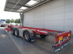 photo of Used Semi-trailer Renders ROC 16.28 2x20 - 1x30 - 1x40 - 1x45 Axels 2013