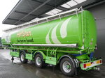 photo of Used Semi-trailer Welgro 28 Ton / 9 / 2x Lenkachse 91 WSL 40-27 Axels 1996