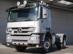 photo of Used Tractorhead Mercedes Actros 2041 AS 4X4 2011