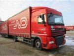 photo of Used Truck + Trailer DAF XF105.460 4X2 2012