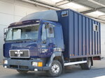 photo of Used Truck MAN L2000 4X2 2000