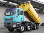 photo of Used Truck MAN TGA 32.410 M 8X4 2003
