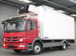 photo of Used Truck Mercedes Atego 1224 4X2 2013