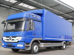 photo of Used Truck Mercedes Atego 1229 LS 4X2 2013