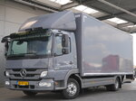 photo of Used Truck Mercedes Atego 816 4X2 2012