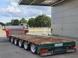 Goldhofer Ausziehbar bis 18m60 Liftachse 4x Lenkachsen HB-C 7445