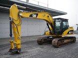 снимка на употребяван Строителна машина Caterpillar 319DL Track 2010