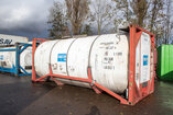 WELFIT ODDY 20Ft Tankcontainer IMO- T2 24.850 Ltr  20ft