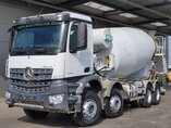 Mercedes Arocs 4142 B 8X4