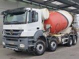 Mercedes Axor 4140 B 8X4