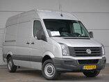 Foto van Gebruikt Lichte bedrijfsauto Volkswagen Crafter 2013