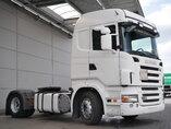 Foto van Gebruikt Trekker Scania R420 4X2 2008