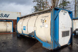 photo of New Containers HOLVRIEKA 20Ft Tankcontainer IMO- T11 26.180 Ltr. 20ft