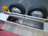 photo of New Semi-trailer Faymonville 4x Steering Axle + Remote! Extendable 6800mm / 20m F-S44-1BBY Axels
