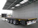 photo of New Semi-trailer Krone Lenkachse Liftachse SD Axels
