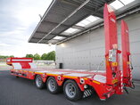 photo of New Semi-trailer LIDER LD07 Hydro-Rampen Steelsuspension 3 Axels