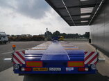 photo of New Semi-trailer OZGUL Ausziebar Bis 26m65 7x Lenkachse LWS 8 Axels