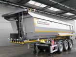 photo of New Semi-trailer Ozsan 25m3 2x Liftachse Axels