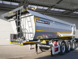 photo of New Semi-trailer Ozsan 25m3 2x Liftachse Axels