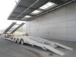 photo of New Semi-trailer Ozsan Ausziebar OZS-KT3 Axels