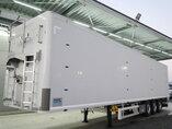 Foto van Nieuw Oplegger Knapen 91m3 Cargo Floor K100 3 Assen