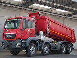 photo de Nouveau Camion MAN TGS 41.400 M 8X4