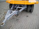 photo de Nouveau Remorque Invepe Hydr-Rampen Steelsuspension RDPM-4DPB 09400 4 Essieux