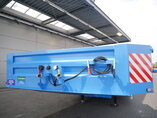photo de Nouveau Semi-remorques GURLESENYIL Liftachse 2x Lenkachse Hydro-Rampen GLY5 5 Essieux