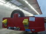 photo de Nouveau Semi-remorques Invepe Ausziehbar bis 18m85 Hydr-Rampen Lenkachse REX-131 3 Essieux