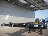 photo de Nouveau Semi-remorques KOGEL Ausziehbar Extending-Multifunctional-Chassis Anfahrhilfe S24-2 3 Essieux
