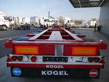 photo de Nouveau Semi-remorques KOGEL Port-MAXX 40 Simplex SWCT 3 Essieux