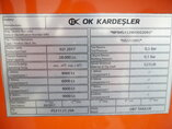 photo de Nouveau Semi-remorques OKT Trailer 28.000 Ltr / 4 / Liftachse ADR OKTH 3 Essieux