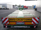 Fénykép: Novo Poluprikolica Faymonville 4x Steering Axle + Remote! Extendable 6800mm / 20m F-S44-1BBY Osovine