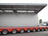 Fénykép: Novo Poluprikolica GURLESENYIL  Ausziebar Bis 23m80 5x Lenkachse GLY8 8 Osovine