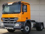 foto de Nuevo Cabeza tractora Mercedes Actros 2141 S 4X2