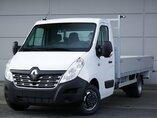 Renault Master  Open laadbak 165PK Dubbellucht Aire acondicionado