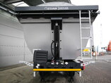foto de Nuevo Semirremolque Ozsan 24m3 Stahlkipper 2x SAF Liftachse WABCO Ejes