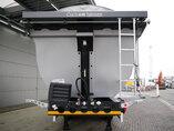 foto de Nuevo Semirremolque Ozsan 28m3 Stahlkipper 2x SAF Liftachse Wabco Ejes