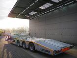 foto de Nuevo Semirremolque Ozsan Truck Transporter SAF WABCO Ausziehbar BYRM 3 Ejes