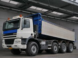 photo de Occasion  Camion Ginaf X-4446-TS 8X8 2001