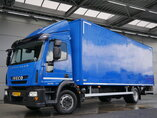 photo de Occasion  Camion IVECO Eurocargo ML120E22 4X2 2012